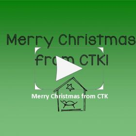 Merry Christmas from CTK!