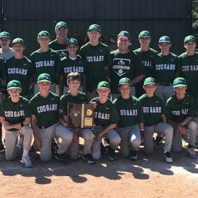 CTK's Baseball Team is State Bound!