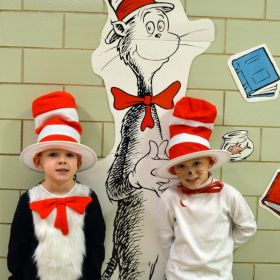 Happy Birthday Dr. Seuss!