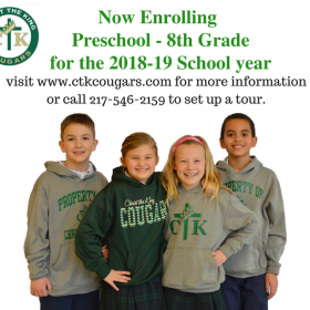Enrollment Open for 2018-19!